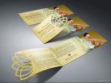Full Color Leaflets Printing Service (jhy-241)