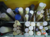 PP Rod, Polypropylene Rod, Plastic Rod with White, Grey, Green Color etc.