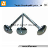 Eg Smooth Shank Umbrella Head Roofing Nails