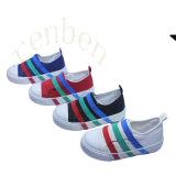 2017 Hot Sale Children′s Casual Canvas Shoes