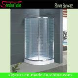 Hot Bathroom Glass Shower Toilet Cubicle (545)