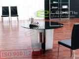 Tempered Glass Dining Table and Chairs -DA203
