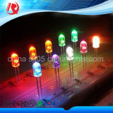 5mm LED Light Emitting Diode High Brightness Water Clear