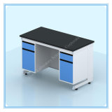 Guanzhou Furniture Market Supply Steel H Type Computer Desk