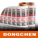 Anti Counterfeiting Tamper Evident Custom Printing Security Self Adhesive Sticker