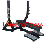 Fitness, Gym equipment, Commercial Strength, Olympic Flat Bench-PT-728
