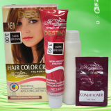 Destiny Dark Brown Hair Color Cream