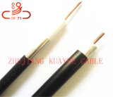 Rg11 Coaxial Cable+Steel Wire