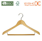 Suit Hanger with Non-Slip Pant Bar (MC015)
