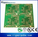 HDI Boards (1+4+1) /High-Density 6-Layer PCB