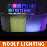 New Style Light up Lounge Sofa LED Furniture