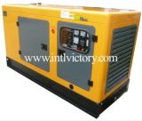 48kw/60kVA Silent UK Diesel Generator with Perkins Engine
