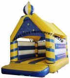 0.5mm PVC Tarpaulin Inflatable Bouncer