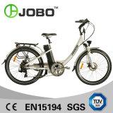 Beautiful Aluminum & Lithium Battery Electric Bike (JB-TDF02Z)