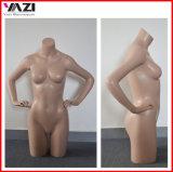 Fiberglass Female Torso Mannequin in Hot Sale