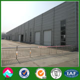 Prefabricated Steel Structure Garment Factory/Clothing Factory