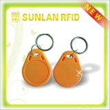 New Design Waterproof Key FOB Keychain with RFID Reader