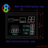 LCD Display Tn Type Characters Display Customized Better LCD Module