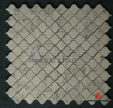 White Marble Wall and Kitchen Stone Tile Mosaic