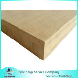 Carbonized/Caramel Color Multilayer Flat H Plate Bamboo Panel 11-15mm