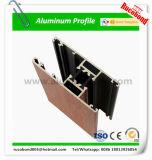 China Manufacturer Heat Insulation Sliding Window Profiles