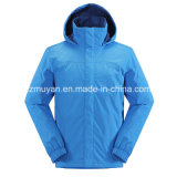 Men ′s Outdoor Waterproof Jacket