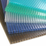 100% Virgin Material Polycarbonate Sheet - Ten Years Warranty