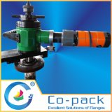 Low Clearance Portable Flange Cutting Machine