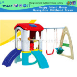 Swing and Slide Seires Lovely Mini House Playground (M11-09205)