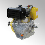 Diesel Engine with Camshaft Yellow Color 1800rpm (HR186FS)