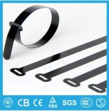 Ball-Lock Type Self Locking Stainless Steel Cable Ties Free Sample