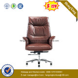 Executive Office Furniture Cow Leather Office Chair (NS-6C051)