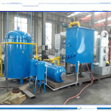 Scrap Tires to Crude Oil Recycling Continuous Pyrolysis Unit