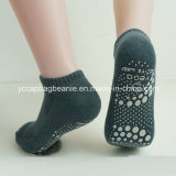 Cotton Anti Slip Indoor Yoga Socks