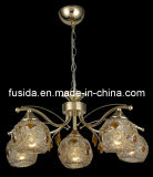 Candelabro popular Lighting de 2014 Modern com Iron Wire Shade (séries D-9195)