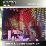 LED Vision Curtain LED Video Curtain Stage Backdrop LUV-LVC