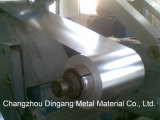 Aluminum-Zinc Alloy Coated in Sheets