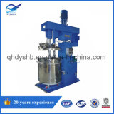 Double Vertical Shaft Mixer for High Viscosity Material Mixer