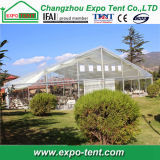 30m Span Wide Clear Roof Marquee Party Tent