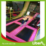 Available Size High Quality Rebounder Trampoline Indoor Rectangular Trampoline Park