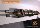PVC WPC Conical Double Screw Barrel Zyt395