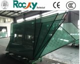 Tempered Laminated Glass with Polished Edge