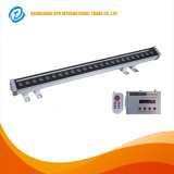 IP65 DMX512 Epistar Chip LED Wall Washer for Outdoor