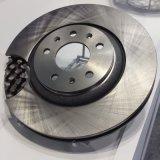 Factory Supplied Geomet Brake Rotors