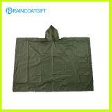 High Quality PVC Army Raincoat