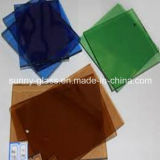 4-19mm Colors Tinted Float Glass for Building