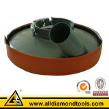 Dust Cover of Angle Grinder for Concrete Grinding
