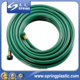 Best Quality PVC Braided Reinforced Flexible Garden Hose with Brass Fitting
