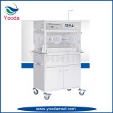 Mobile Neonatal Phototherapy Lamp with Cabinet