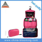 Fashion Lady Travel Beauty Toiletry Wash Bag with Hook